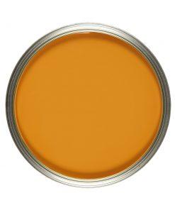 Deep saffron