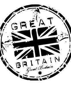 Great Britain Stamp - Artisan Enhancements