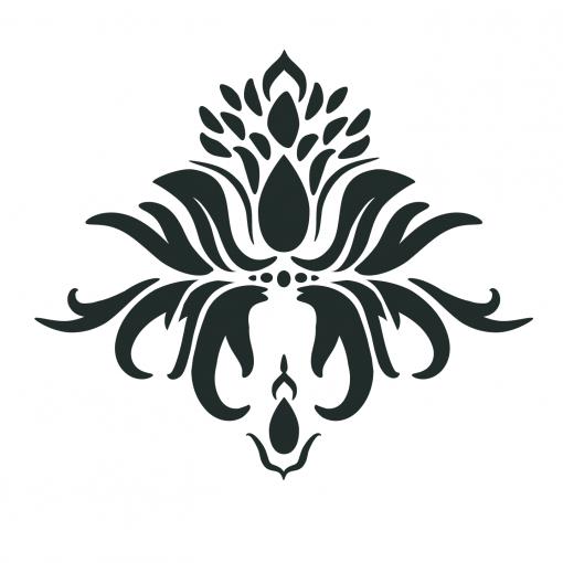 Leaf Damask - Artisan Enhancements