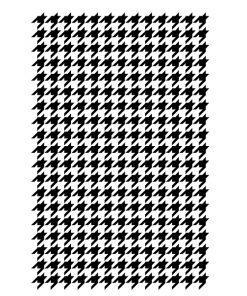 Medium Houndstooth - Artisan Enhancements
